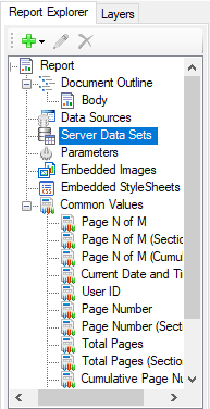 How to Create a Shared Dataset in ActiveReports Server
