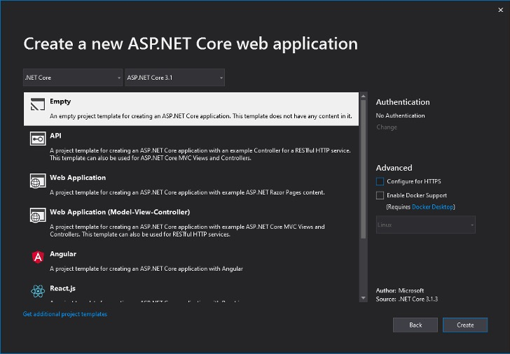 Access Reports with ASP. NET Core Middleware and ActiveReports