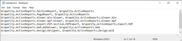 Three-Step Fix for Common Licensing Errors in ActiveReports.NET Reporting