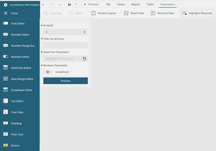 What's New in ActiveReports v15