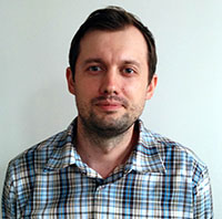 <p>Konstantin Dmitriev is one of GrapeCity's many talented Software Developers. He enjoys the multi-cultural work environment, as well as learning about cutting-edge technologies and the opportunities to work on exciting projects.</p>                     <p>Konstantin studied theoretical physics from Chelyabinsk State University in Russia. When he's not writing code and de-bugging applications, you can find him skiing and playing chess.</p>