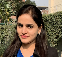 <p>A Senior Software Engineer, Reeva loves learning new technologies and working with different teams. In her spare time, she enjoys travelling, reading and cooking. She has B.Sc Computer Science Degree from Delhi University and MCA Degree from Guru Gobind Singh Indraprastha University.</p>