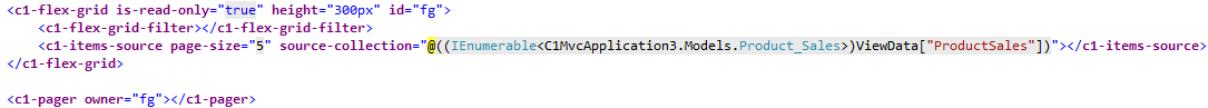 TagHelper code