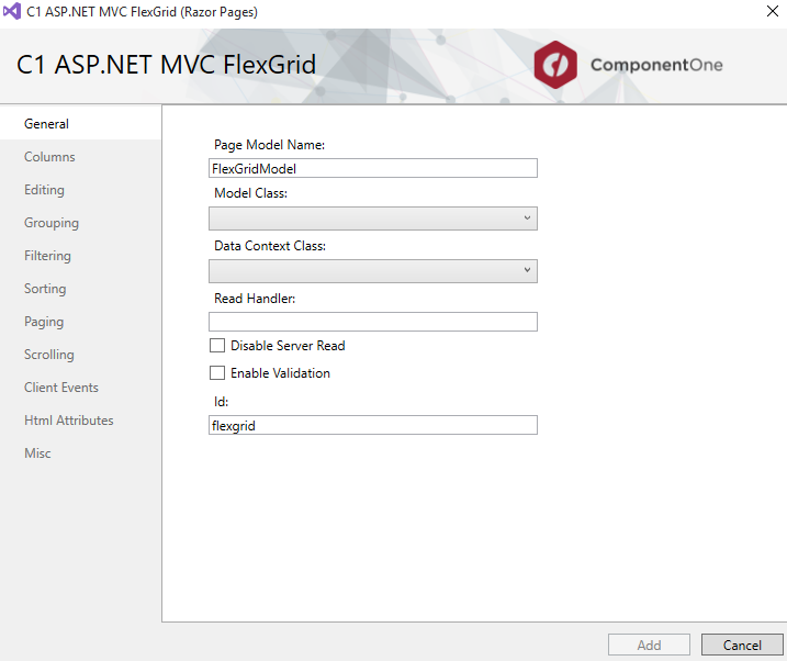 Use a Razor Pages scaffolder to build an app with ASP NET MVC