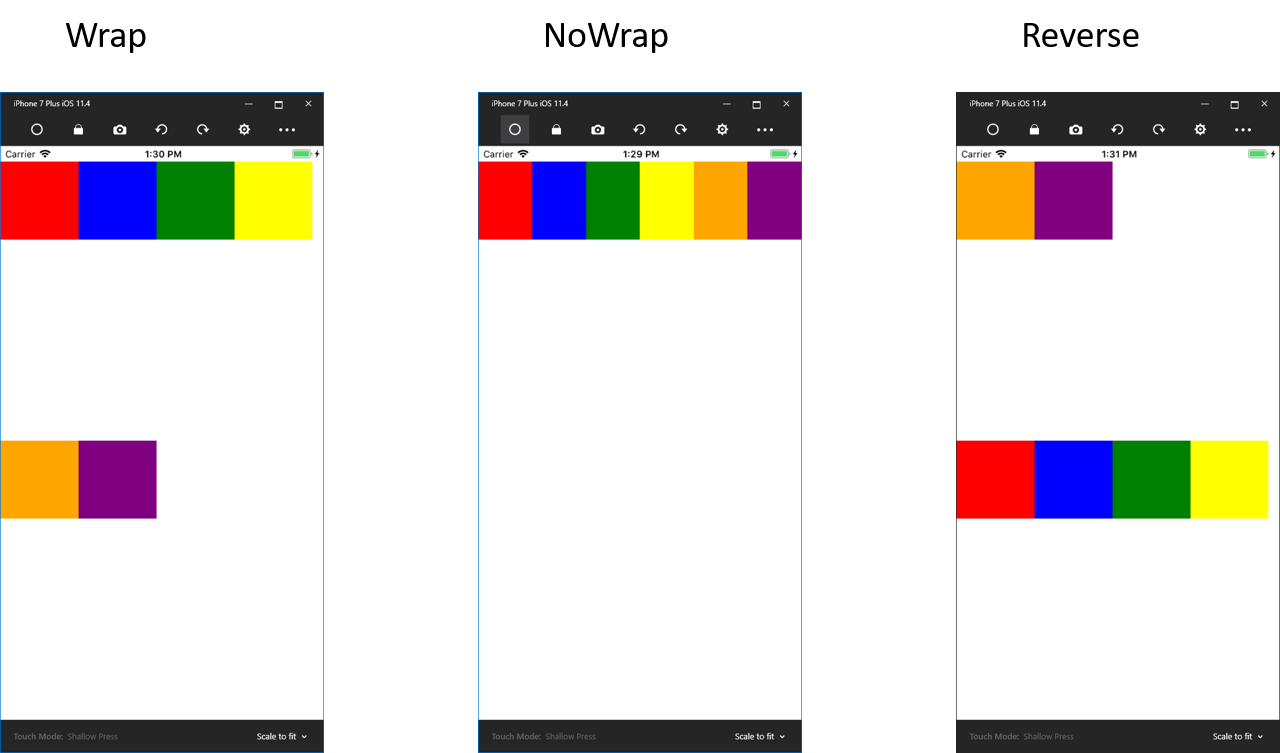 Tips for Building Adaptive apps with Xamarin.Forms