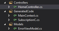 Integrating Salesforce with Entity Framework Using the ComponentOne DataConnector