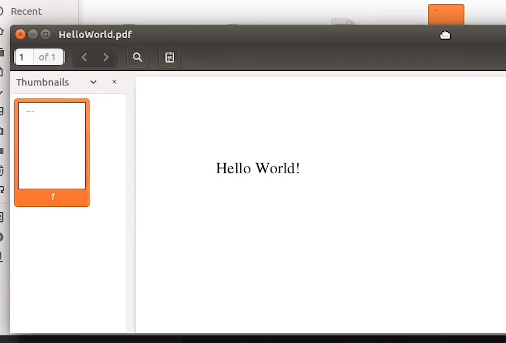 Get started with Documents for PDF in Windows, Mac, and Linux
