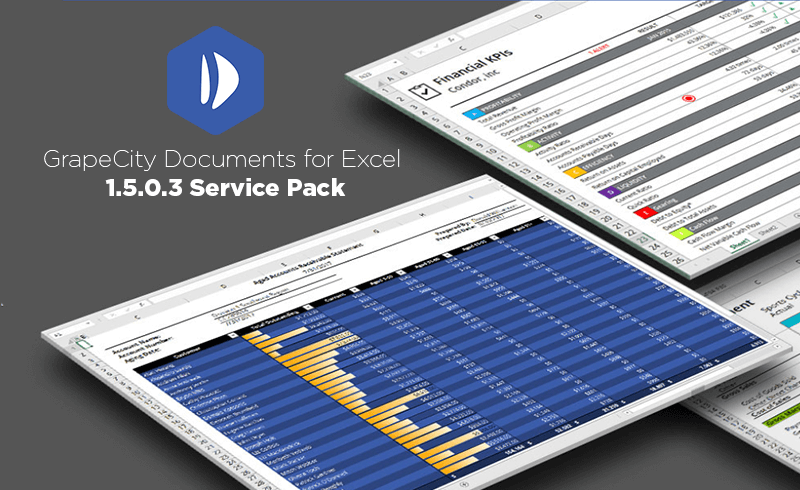GcExcel Service Pack