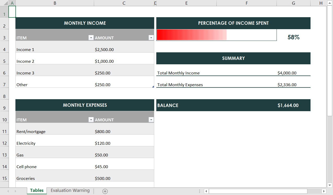 Add conditional formatting