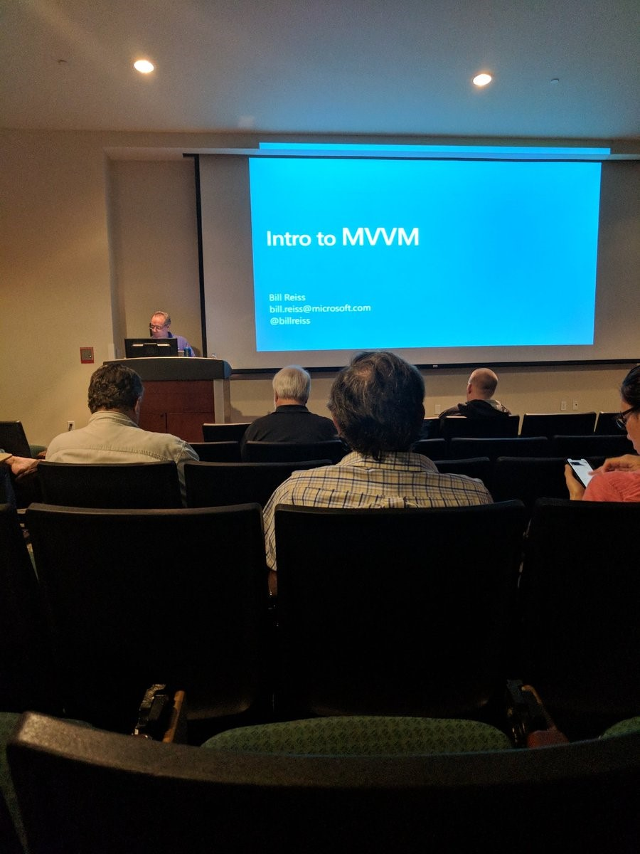 We all need more MVVM in our lives!