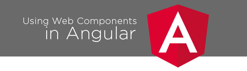 Using Web Components in Angular