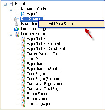 How To: Control Context Menu for Report Explorer in End User Designer