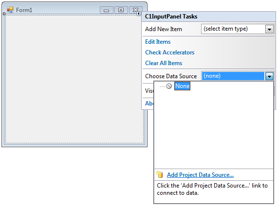 Create Data-entry Forms in Minutes Using ComponentOne InputPanel