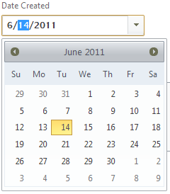 DateTime EditorTemplate powered by the Wijmo Date Input