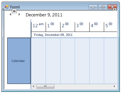 Working with the new TimeLine Scheduler View