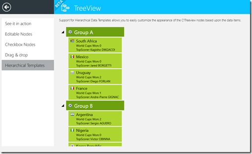 WinRT XAML (Part 15) TreeView