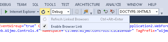 disable-browser-link