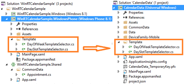 Upgrade Existing WinRT Application to Universal Windows