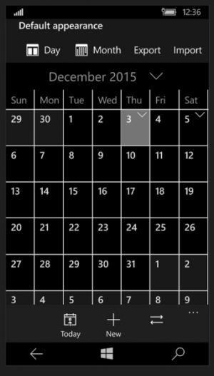 SchedulerMobile