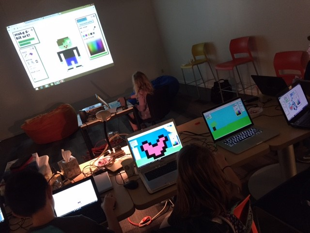Hour of Code: Take Your Kids to Work Day at GrapeCity!