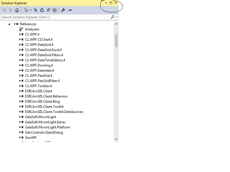"C1DockControl (WPF): C1DockTabControl with DockMode="""