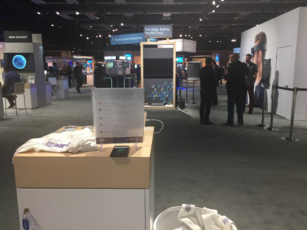 Report from MS Build 2017: Mixed Reality, A High Building, and the