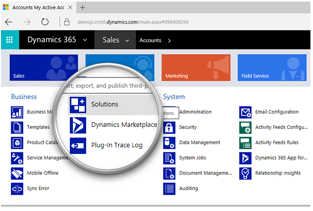 Extend Microsoft Dynamics 365 with Wijmo 5 Controls