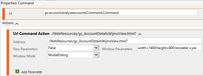 Extend Microsoft Dynamics 365 with Wijmo 5 Controls