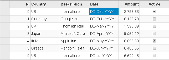 DatePicker within Flexgrid Cell issue | General Discussion