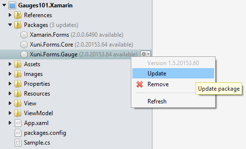 Update_Xamarin_Forms_Packages