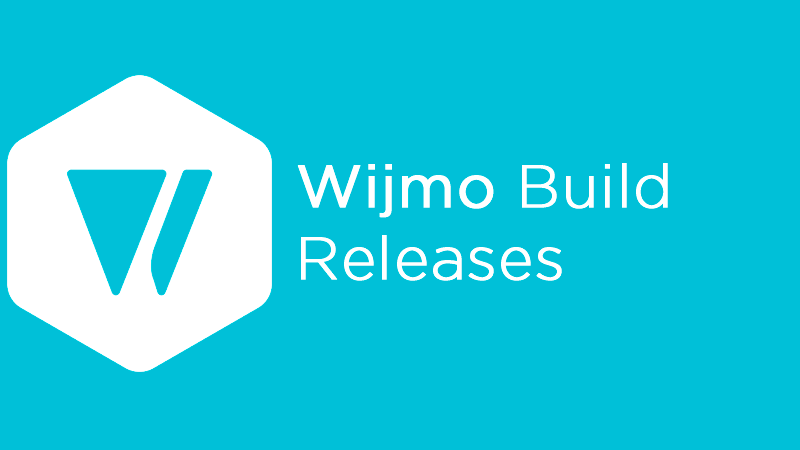 Wijmo JavaScript control Build 5.20173.403