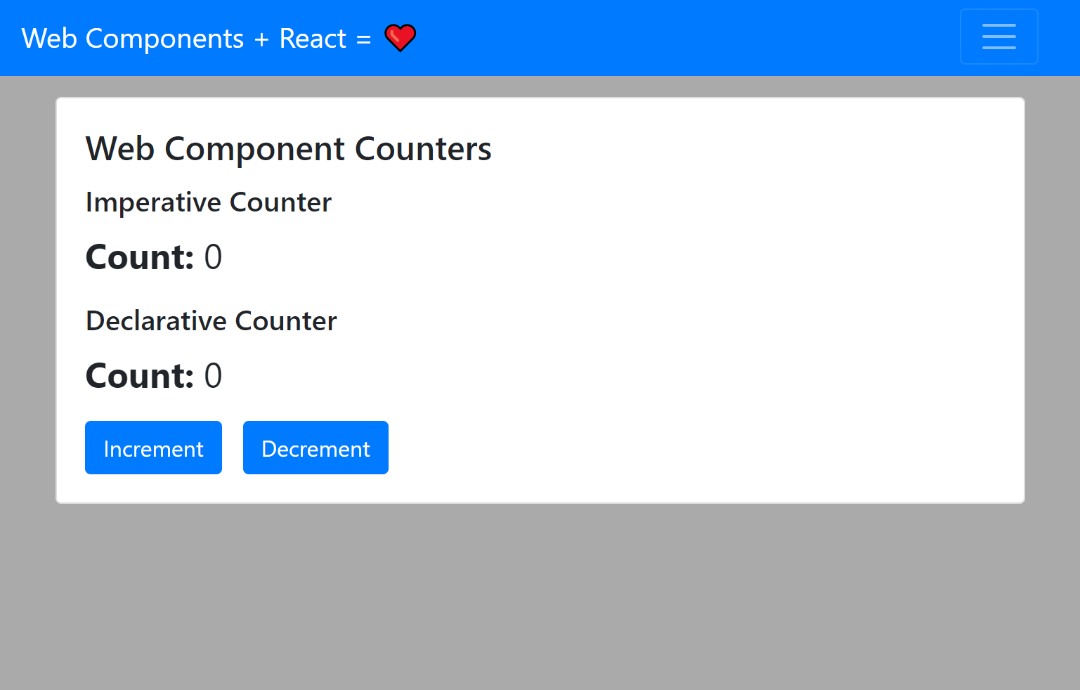 React Controls | JavaScript Components | Wijmo