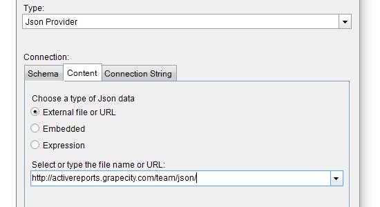 JSON Provider