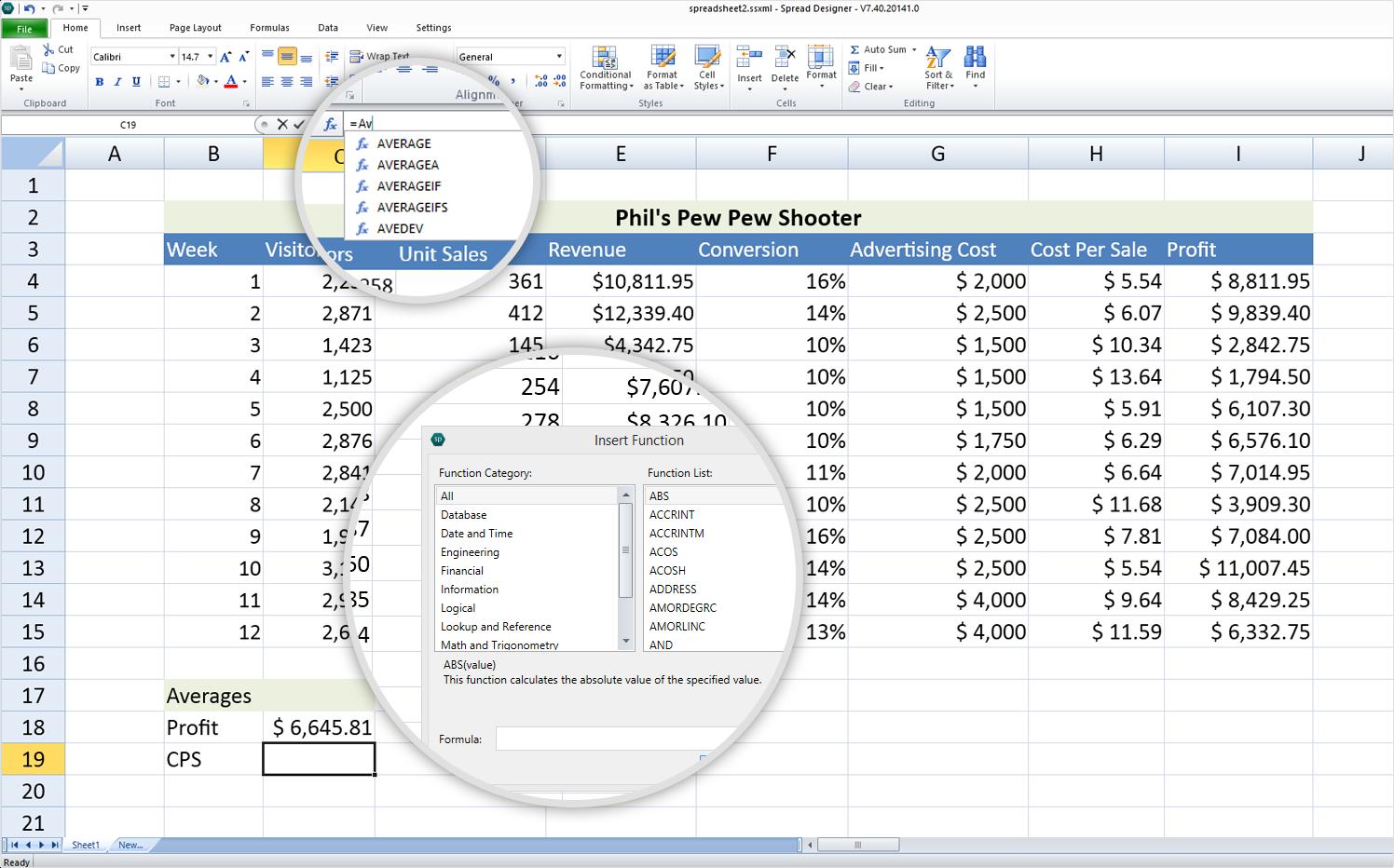 Spread NET Spreadsheets - Visual Studio Marketplace