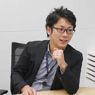 日本ビジネスシステムズ株式会社 情報システム部 ビジネスアプリケーション課 主任 宮下 雄太 様