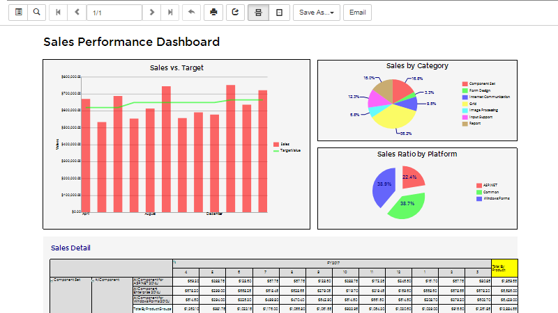 ActiveReports  NET Reporting Solution - Visual Studio Marketplace